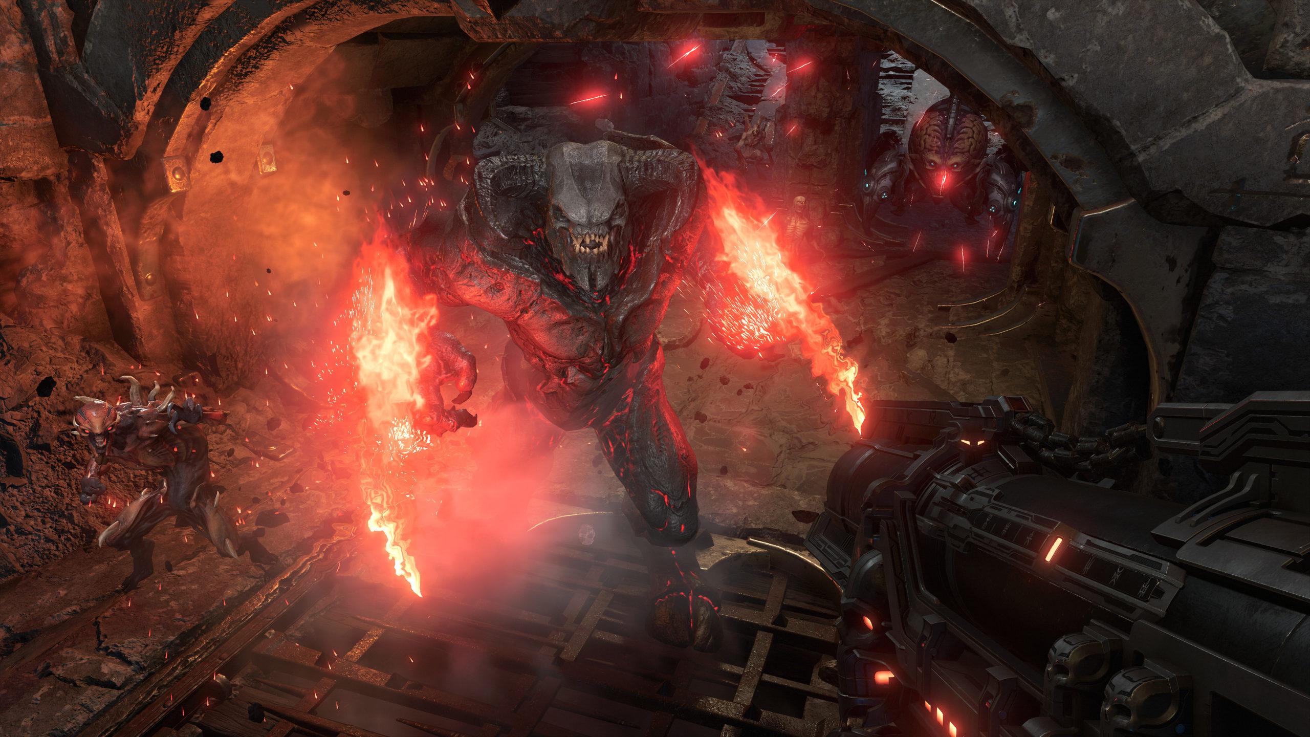Doom Eternal Director Says He Already Has Ideas For The Future Vgc