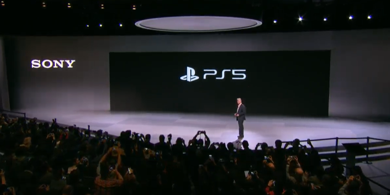 Sony unveils PS5 but the big surprise is yet to come