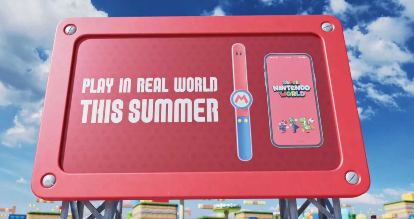New Super Nintendo World Video And Details Released Vgc