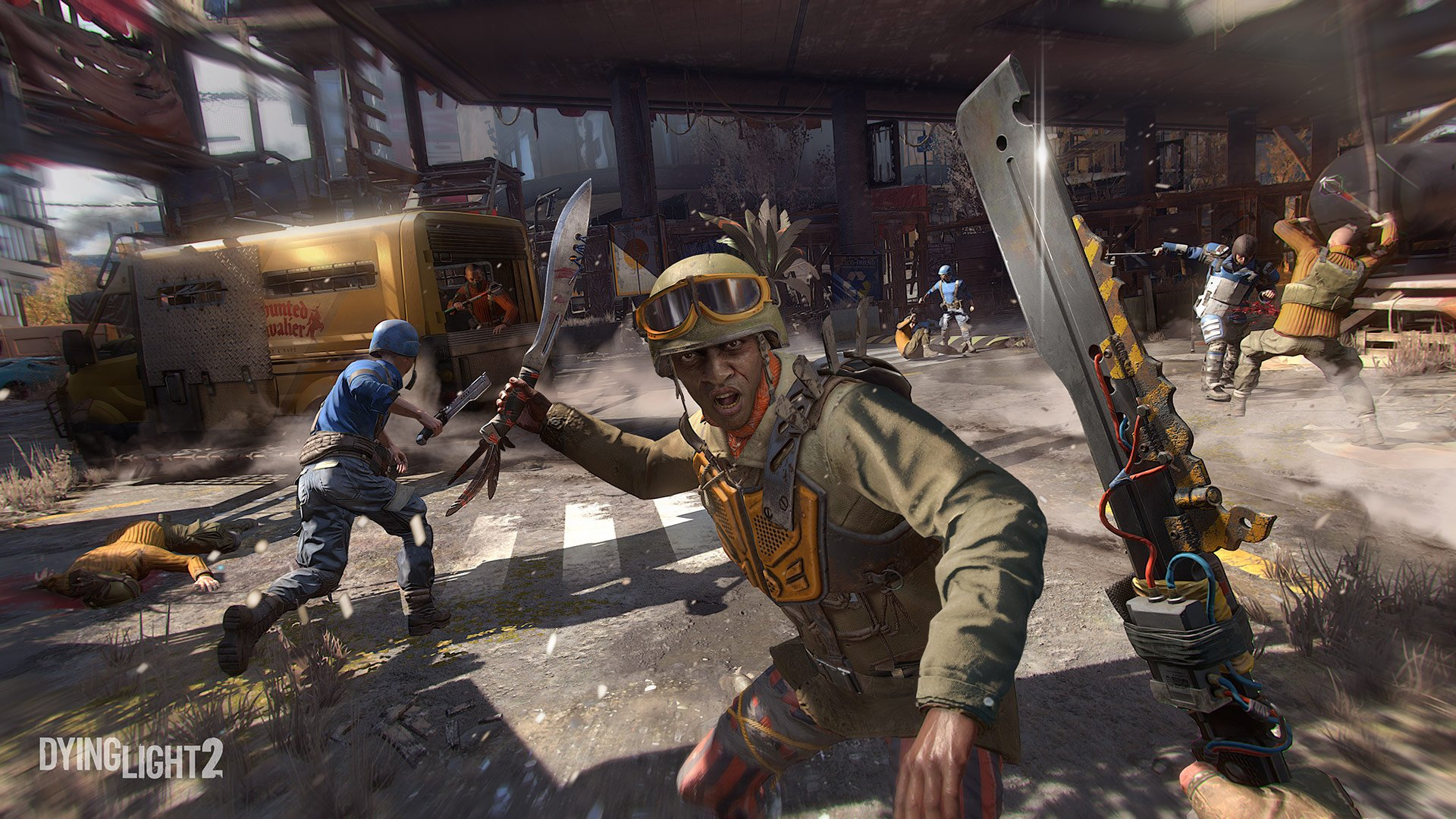 Dying Light 2 has been delayed again and is now planned for 2022 | VGC