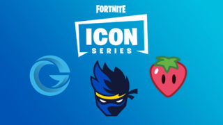 Fortnite's 'Icon Series' features influencer skins starting with Ninja