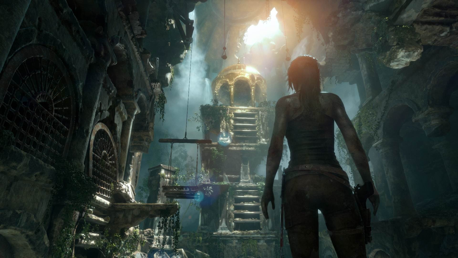 Stadia Pro Adds Free Rise Of The Tomb Raider And Thumper Vgc