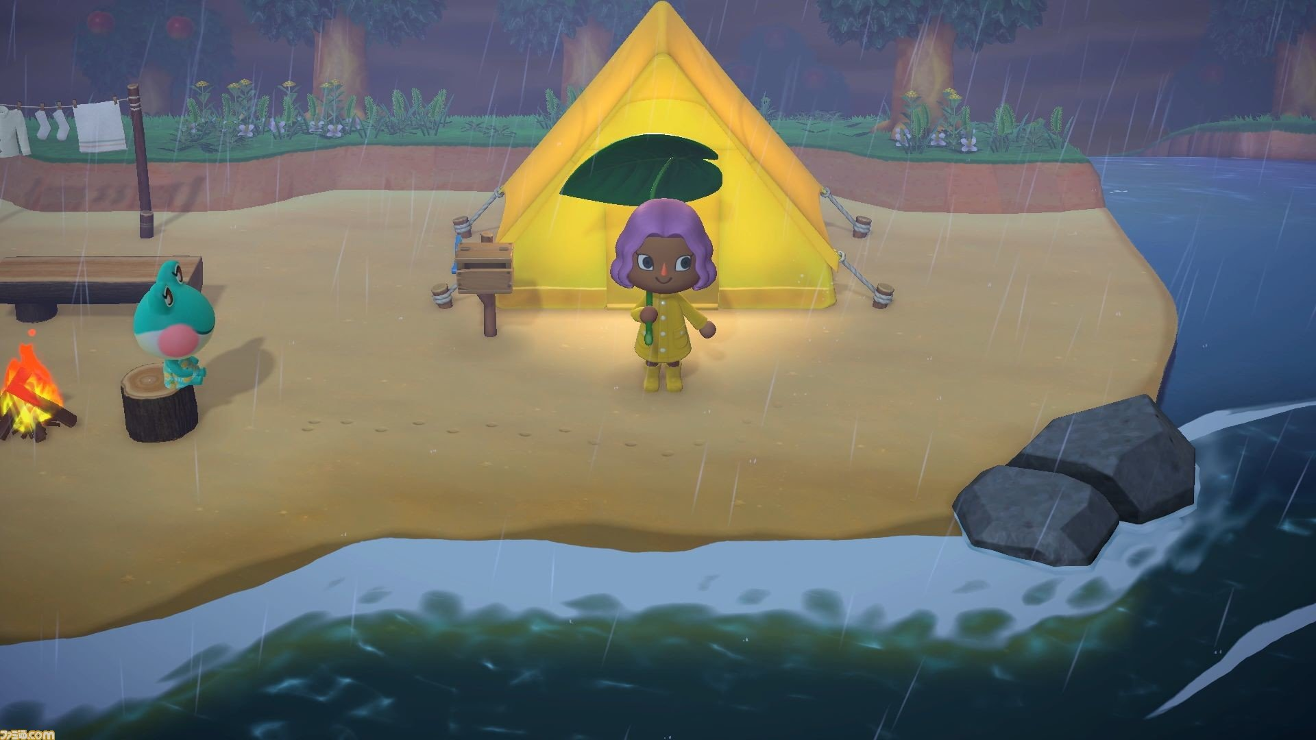 Animal Crossing New Horizons Latest Screenshots Showcase