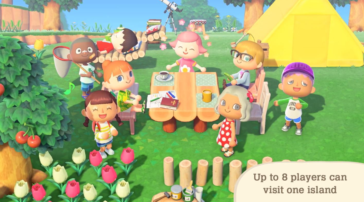 Nintendo Reveals NookLink, A Companion Mobile App For Animal Crossing: New Horizons
