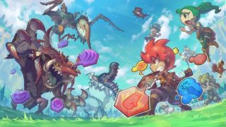 Game Freak's Little Town Hero gets Western PS4 release date