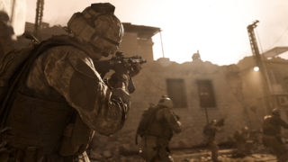 Plans for a Call of Duty movie are 'on hold', claims director
