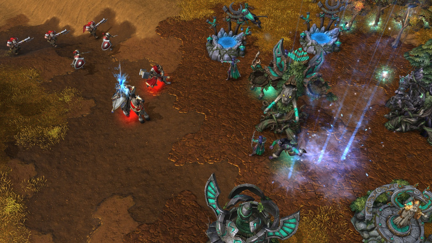 Warcraft 3 Reforged Gets First Major Patch After Troubled Launch