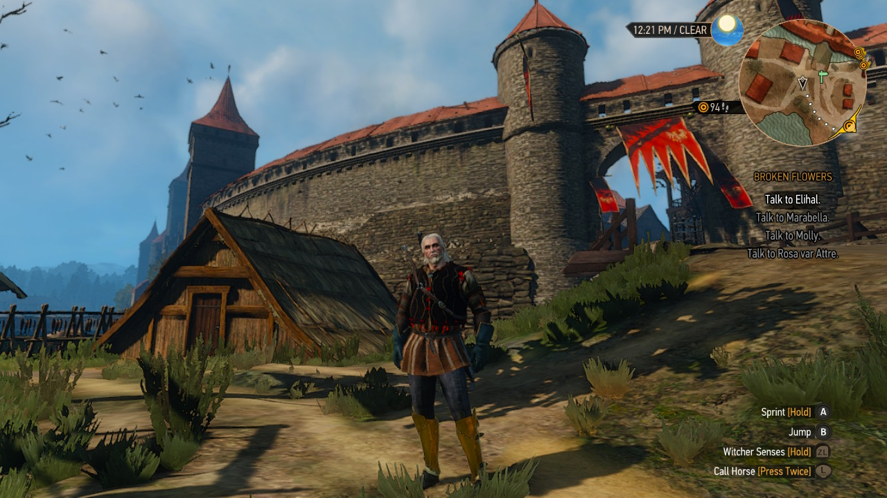 Witcher 3 Update Allows You To Transfer PC Saves To Switch