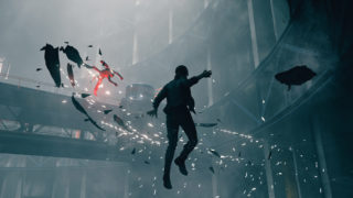 Control is a supernatural action adventure game developed by Remedy