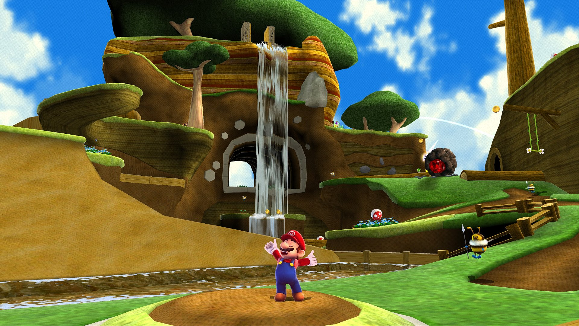 Blog Mario Sunshine And Galaxy Could Look Amazing On Nintendo