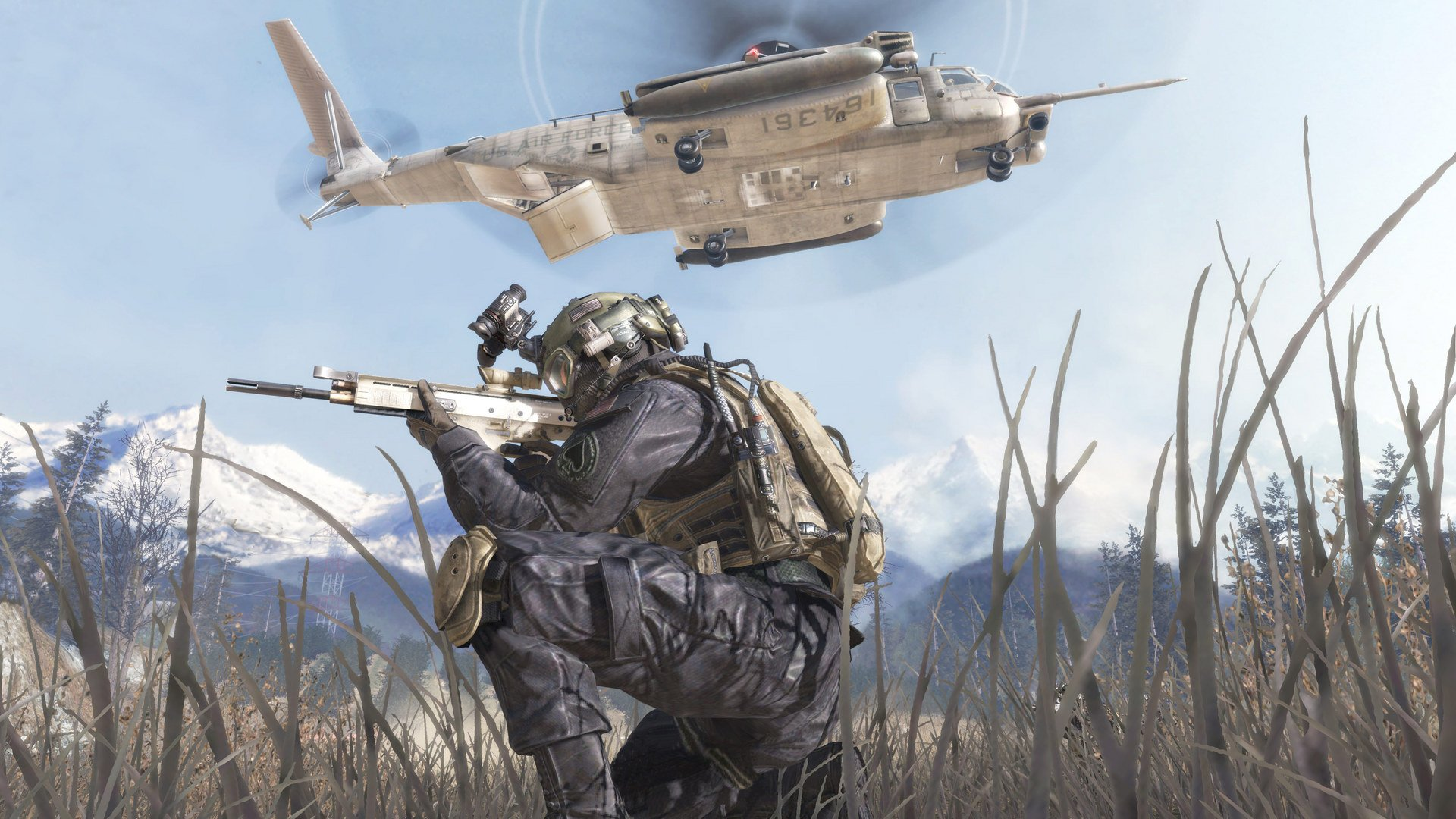 Modern Warfare 2 Remastered Is Reportedly Coming In 2020 Vgc
