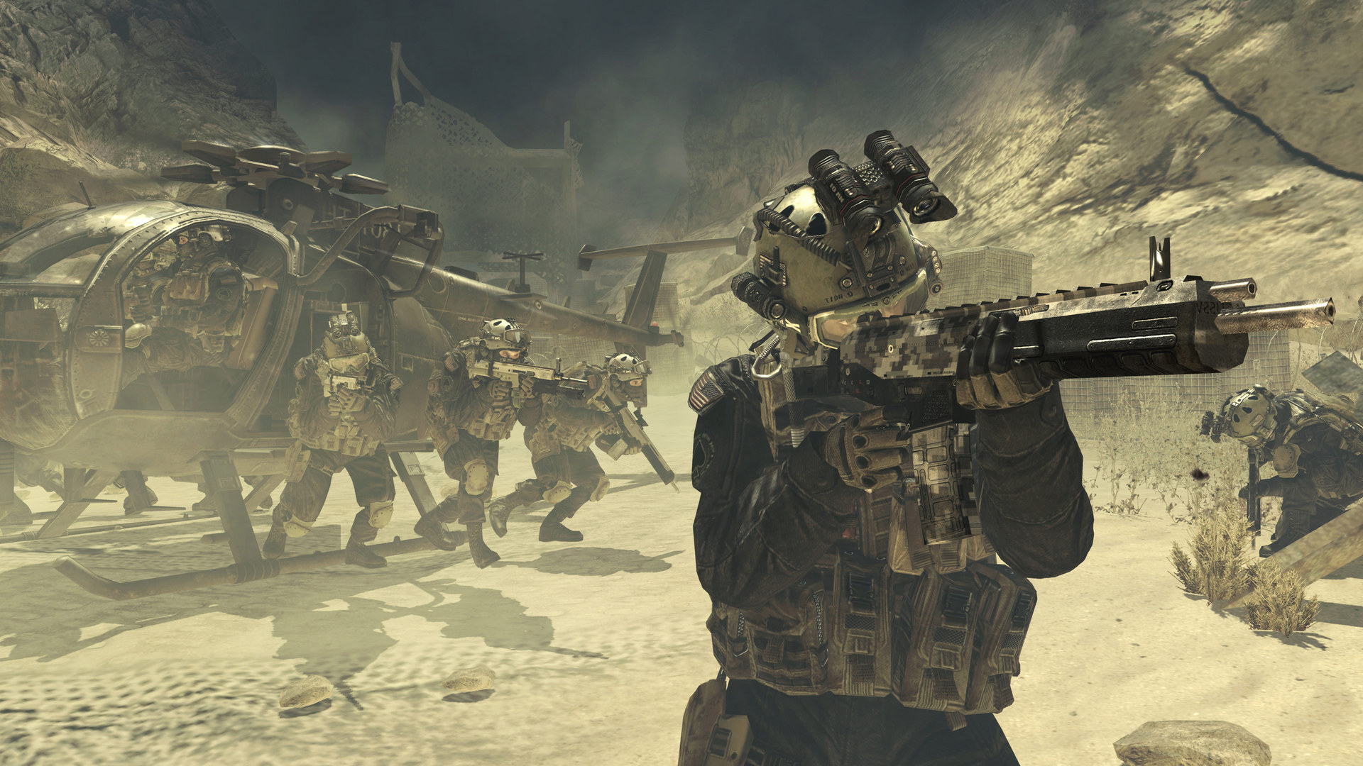 Players share Modern Warfare 2 remaster 'No Russian' gameplay