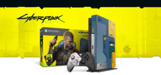 The Cyberpunk 2077 console will be the last Xbox One X limited edition console