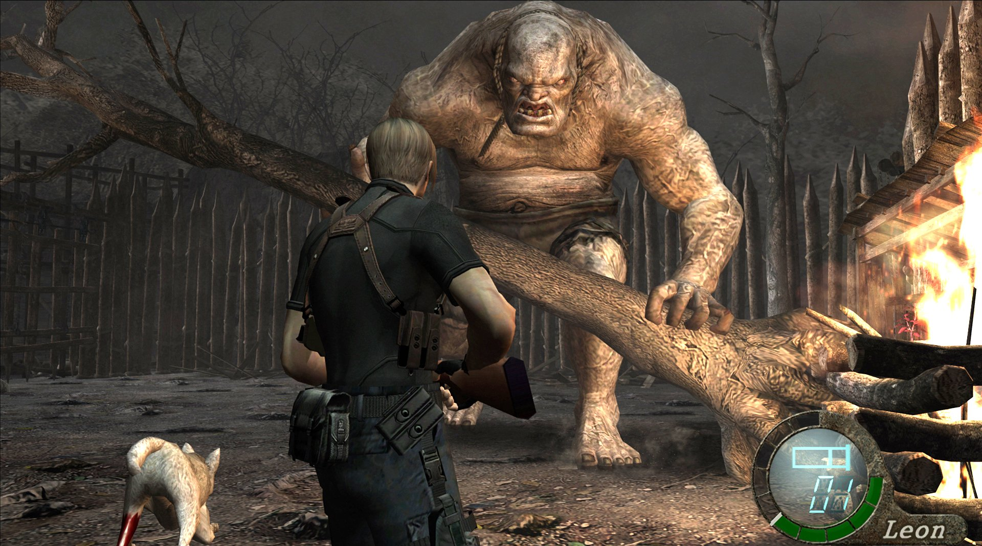 Capcom Is Working On A Resident Evil 4 Remake Vgc
