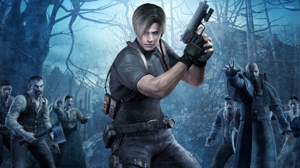 Capcom is working on a Resident Evil 4 remake Resident-Evil-4-Remake-1024x576