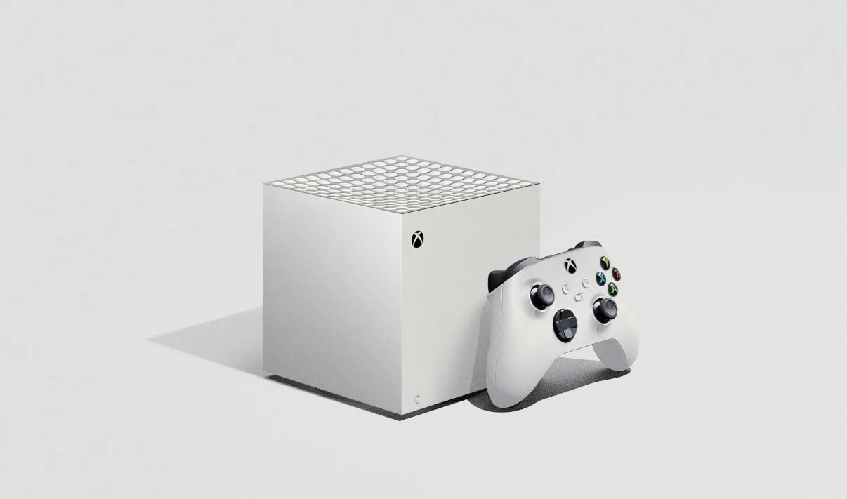 White Xbox Series X Controller Image Fuels Lockhart Speculation Vgc