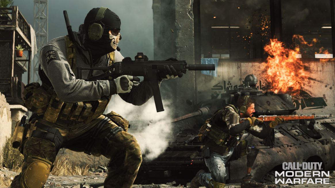 call of duty warzone wallpaper desktop
