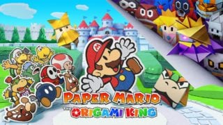 Nintendo has officially announced Paper Mario for Switch