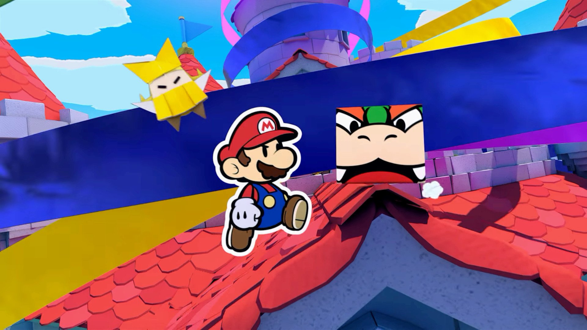 Paper Mario The Origami King Might Not Be The Rpg Return Fans