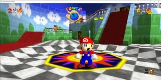 Mario 64's PC port has been modded to run at 60fps