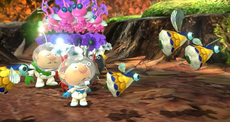 Pikmin 3 Is Reportedly Coming To Switch Vgc