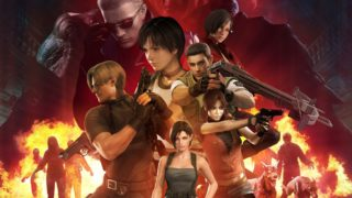 Netflix's Resident Evil series will star 'the Wesker kids'