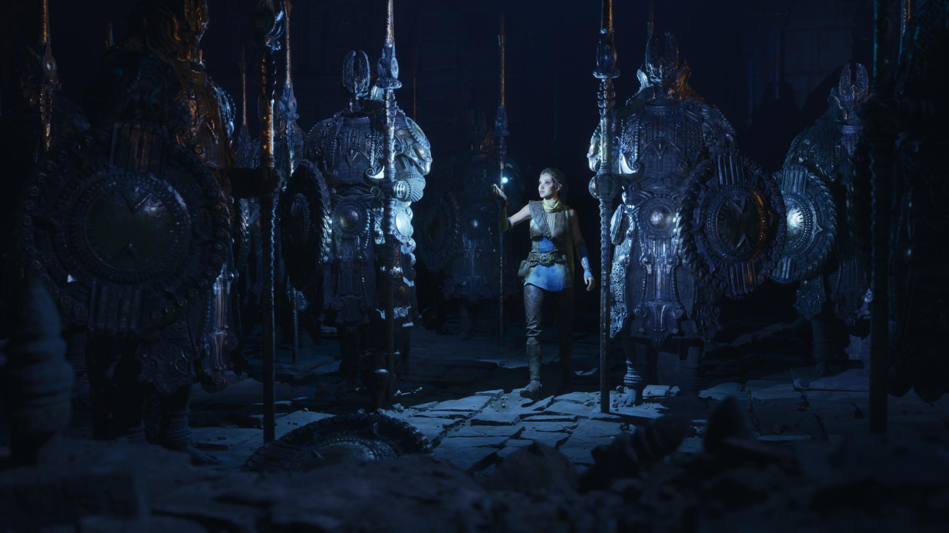 Unreal Engine 5 demo, PS5