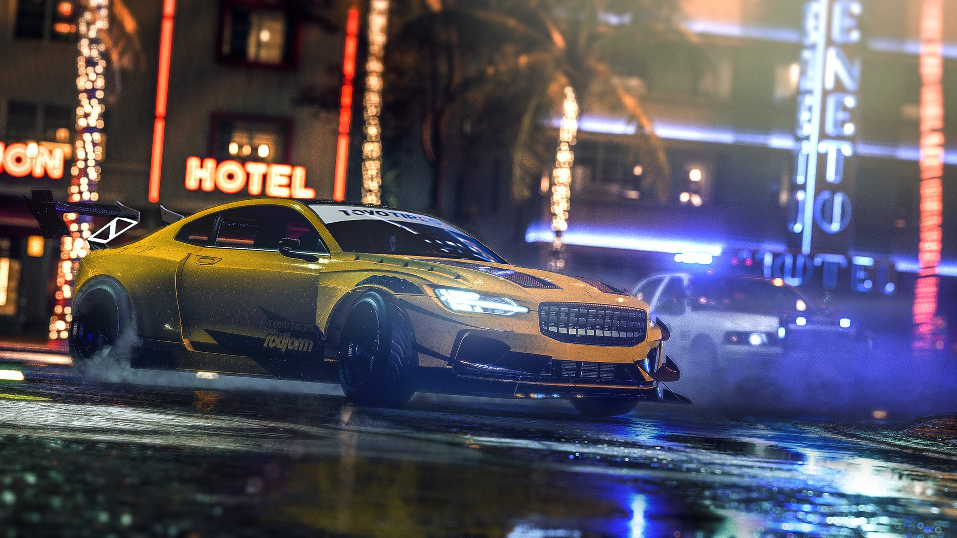 Need For Speed Heat Will Become Ea S First Cross Play Game Vgc