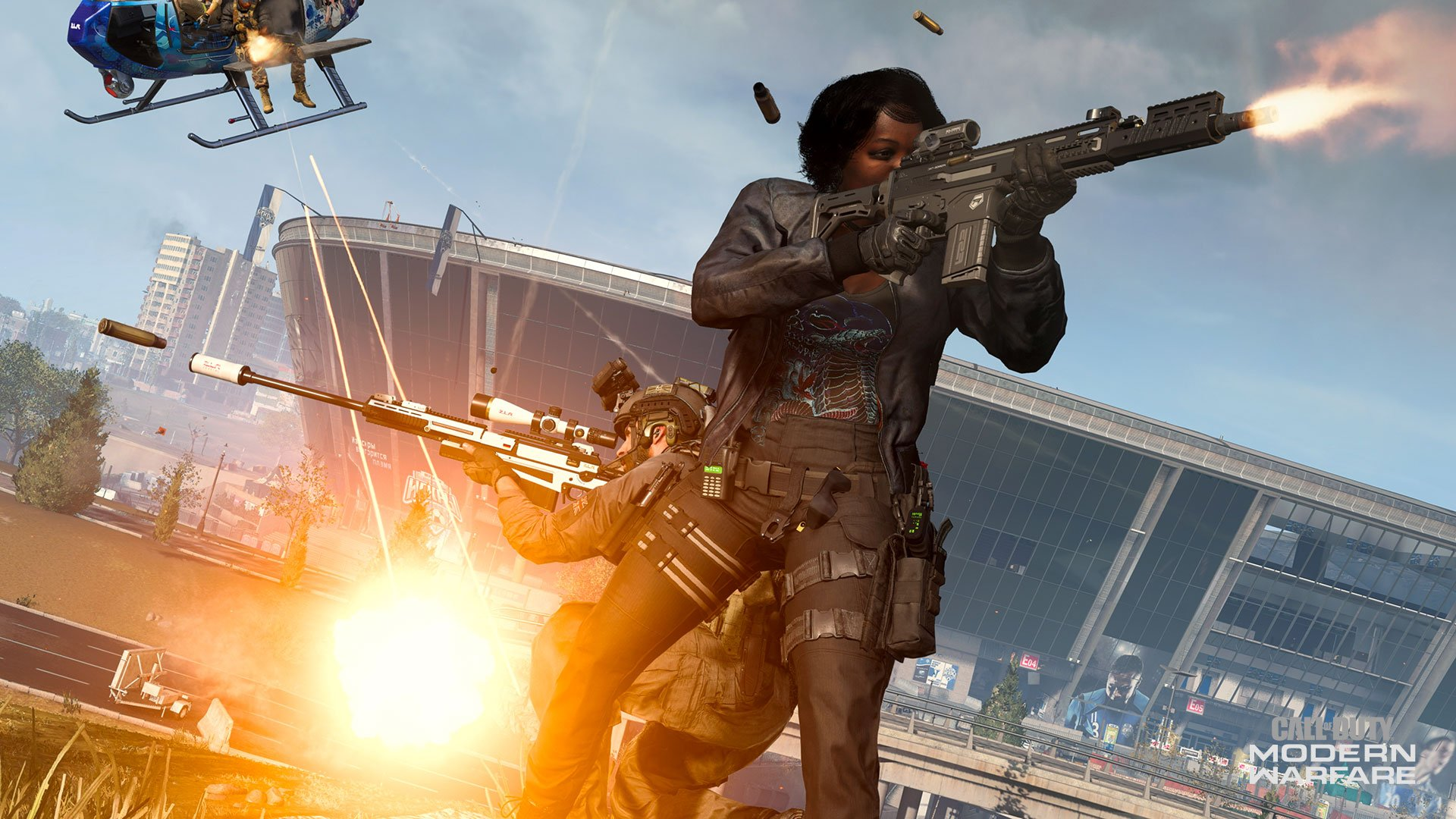 The Latest Call Of Duty Warzone Season 5 Tease Seemingly Confirms A Stadium Revamp Vgc