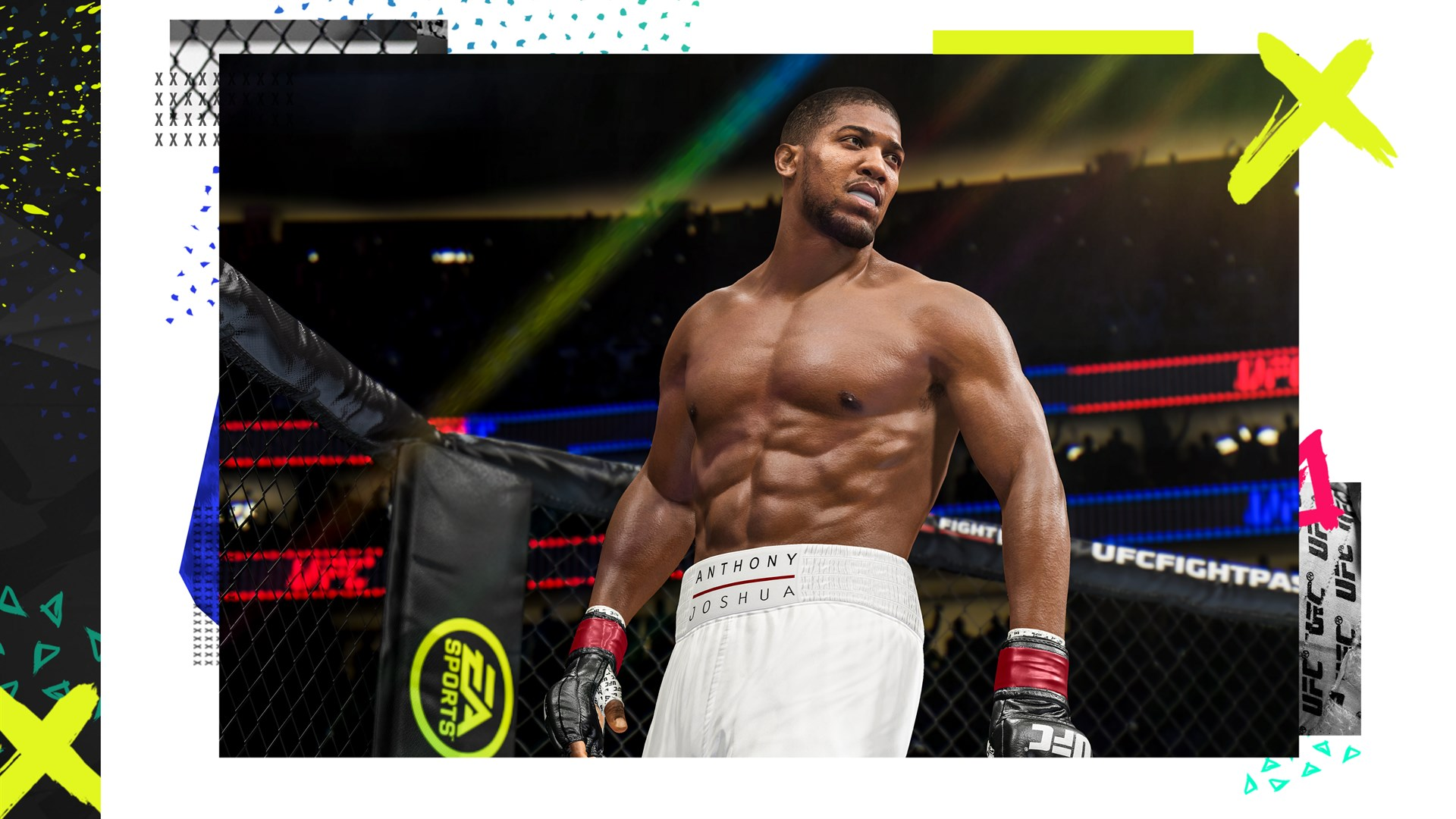 EA Sports UFC 4 reveal confirms Anthony Joshua and Tyson ...