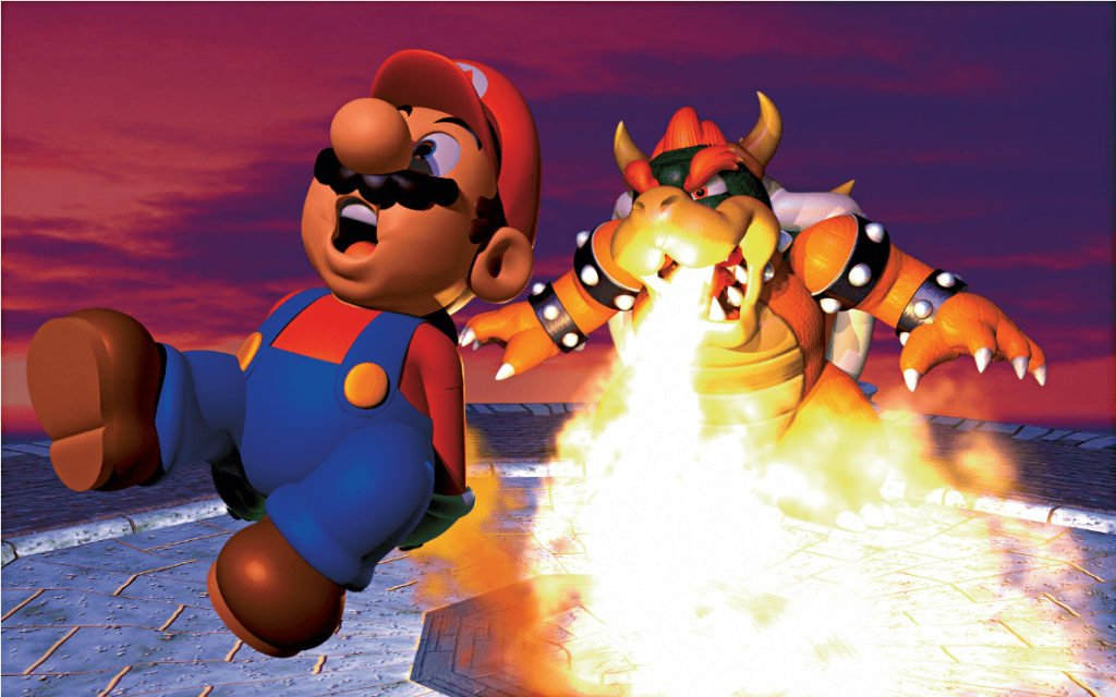 Rare Hd Nintendo 64 Artwork Has Been Uncovered In This Weekend S