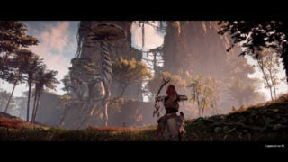 Horizon Zero Dawn's PC launch sales 'were nearly as large as The Witcher 3's'