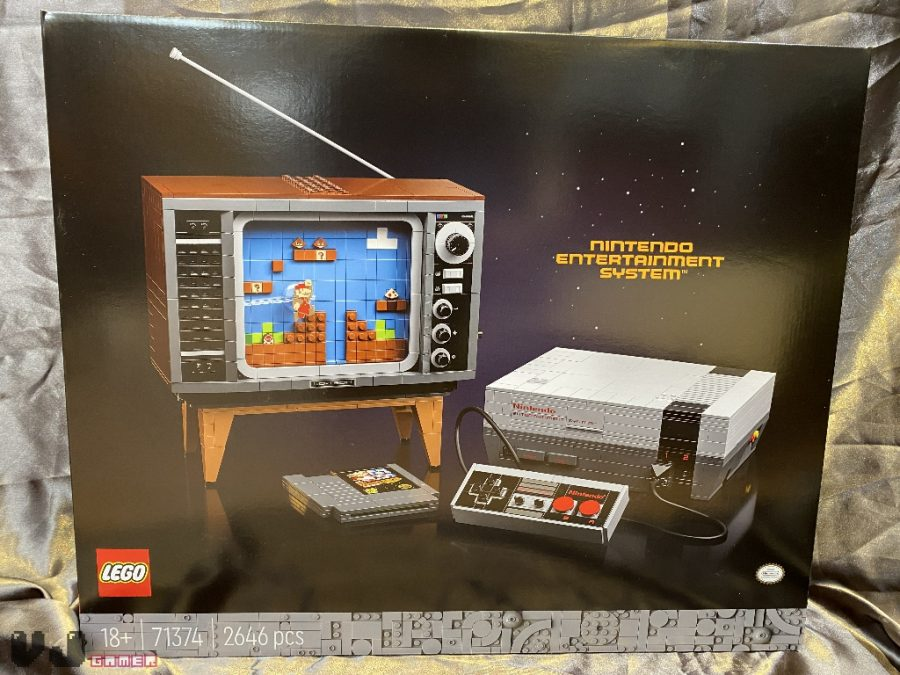 A 250 Lego Nes Will Reportedly Release This Year Vgc