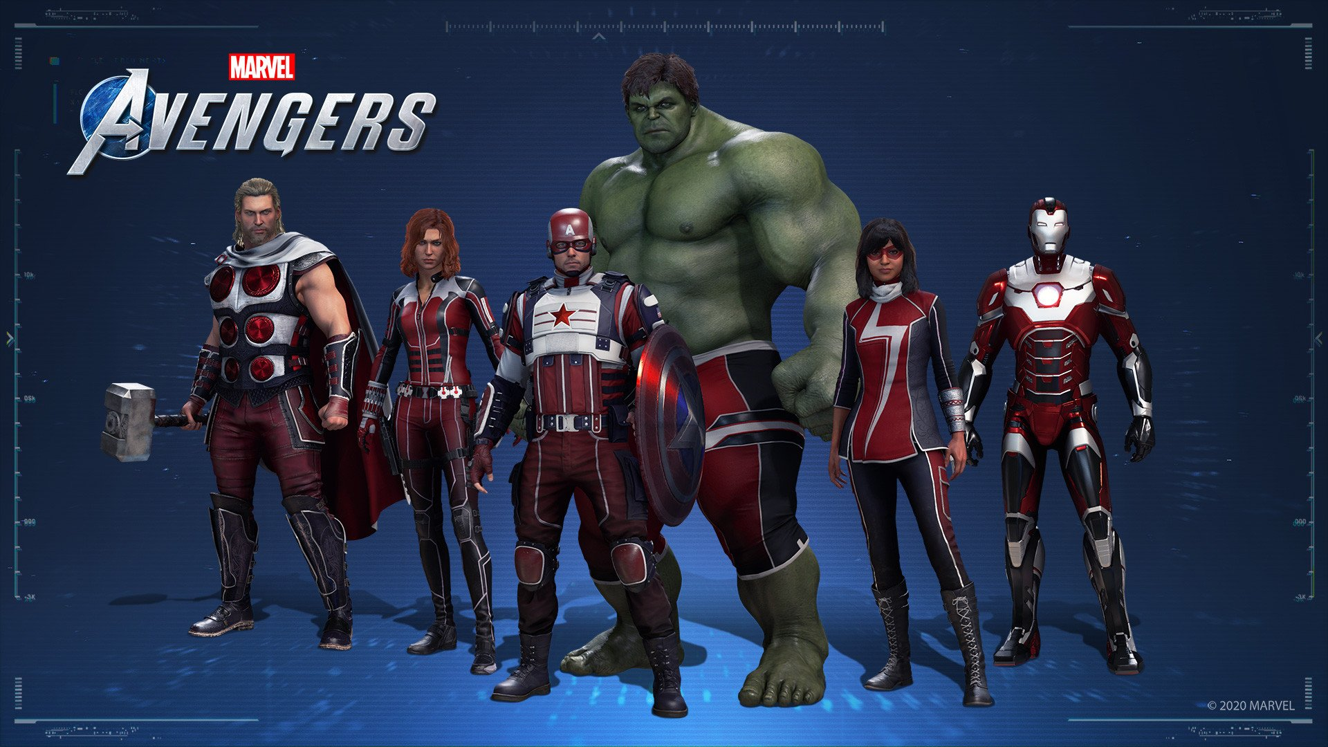 Avengers will also have exclusive content for mobile network customers - Video Games Chronicle