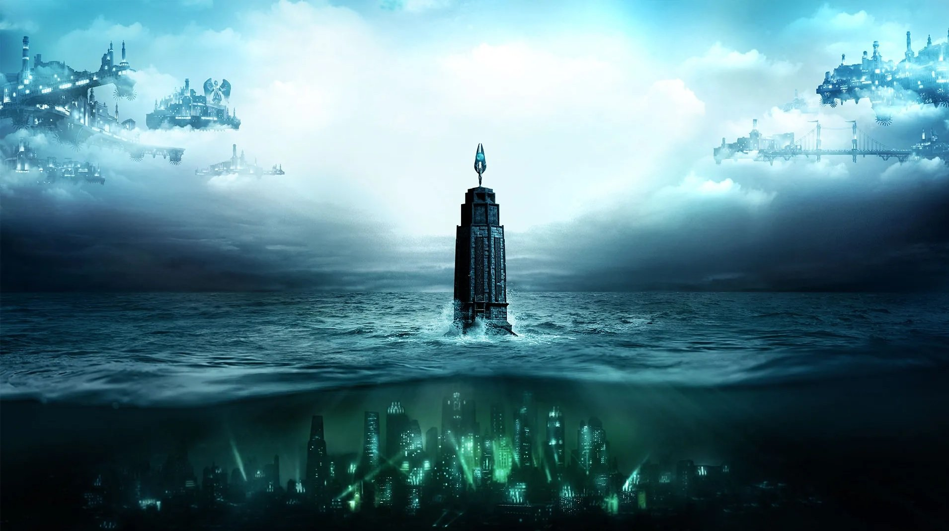 BioShock 4 will take place in 'a new and fantastical world', job listing suggests - Video Games Chronicle