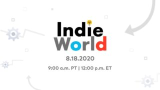 Nintendo announces Indie World live stream for Tuesday
