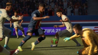 FIFA 21 update reduces the number of yellow cards and addresses stoppage time whistle issue