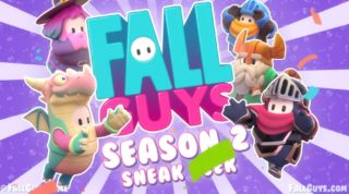 Fall Guys Season 2 adds Medieval-themed stages and skins in October