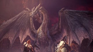 Monster Hunter World Iceborne's final update will add black dragon Fatalis