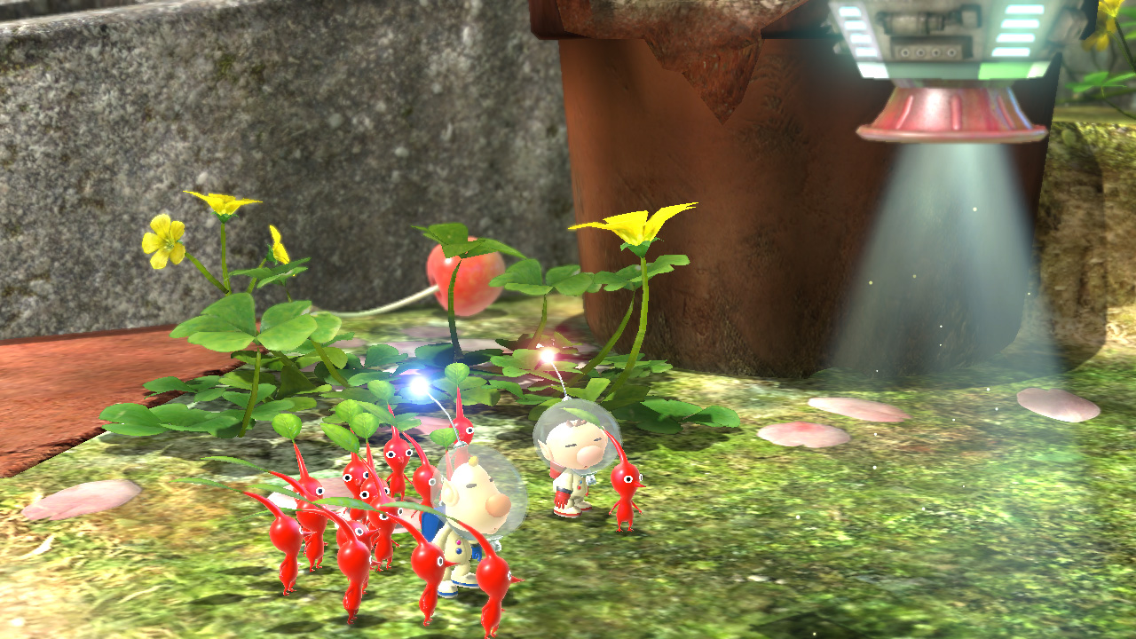 Pikmin 3 Has Been Pulled From Wii U S Eshop Following Its Switch
