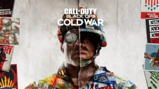 Call of Duty: Black Ops Cold War's key art shows a colourful divide