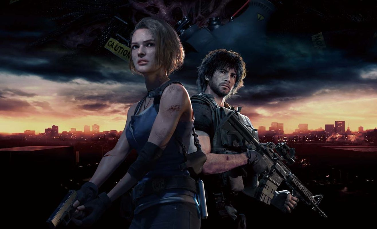 Resident Evil 3 S Launch Was Significantly Down On Its