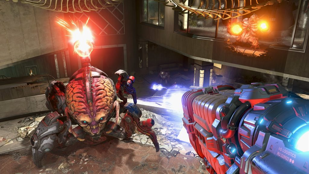 Doom Eternal gets upgrades for Xbox Series X/S and PS5 on June 29