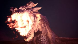 Monster Hunter World Iceborne update trailer shows off legendary black dragon Fatalis