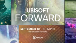 How to watch today's Ubisoft Forward live stream