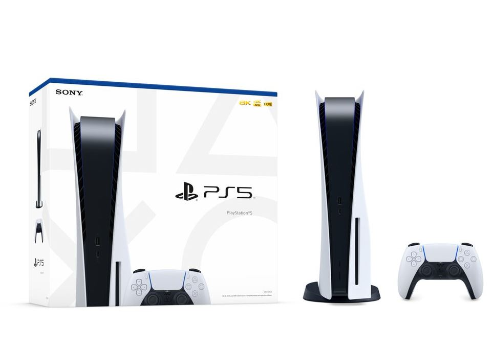 Here's the first look at the PS5 retail box   VGC