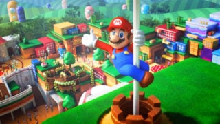 Florida's Super Nintendo World has reportedly been delayed until 2025