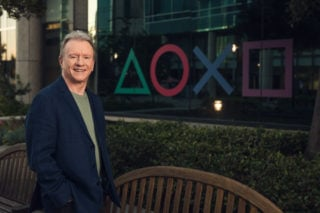 PlayStation's CEO says 'we've grown our studios organically, rather than via spending sprees'