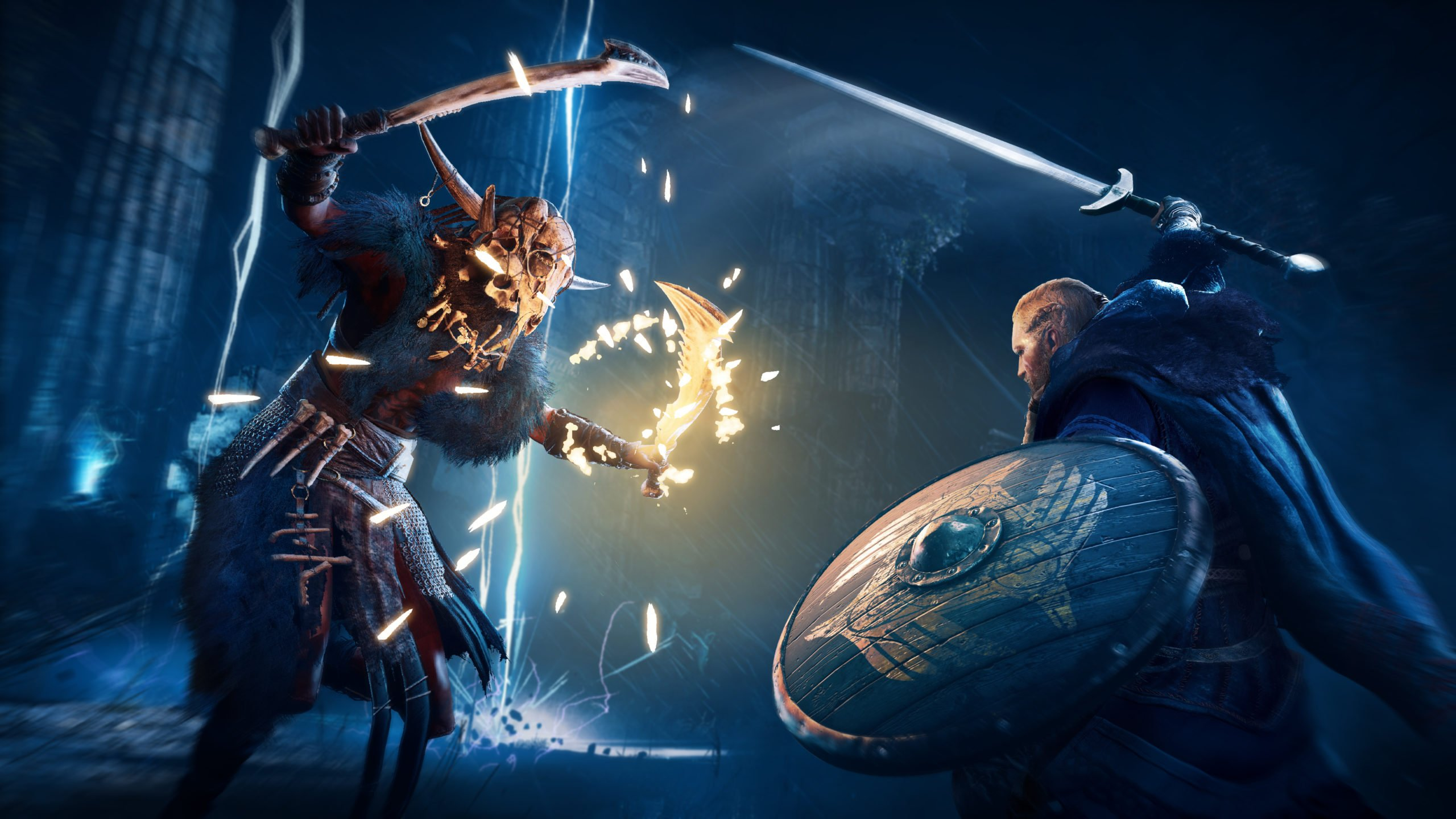 Hands On Assassin S Creed Valhalla Feels Like A Return To The Series Roots Vgc