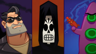 Xbox Game Pass is adding Grim Fandango, Day of the Tentacle and Full Throttle remasters in October